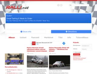 ralli.net screenshot