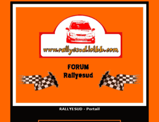 rallyesud.lolbb.com screenshot