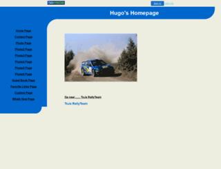 rallyfilm.50megs.com screenshot