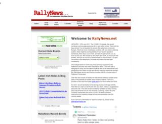 rallynews.net screenshot