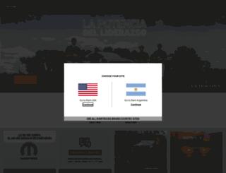 ram.com.ar screenshot