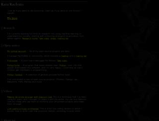 ram.rachum.com screenshot