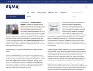 rama.net.pl screenshot