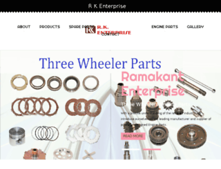 ramakantenterprise.in screenshot