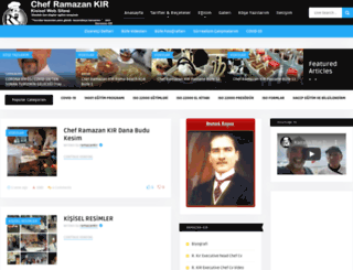 ramazankir.com screenshot