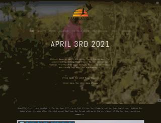 ramblasrun.com screenshot
