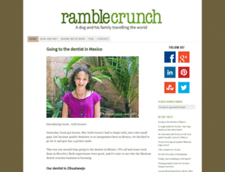 ramblecrunch.com screenshot