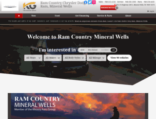 ramcountrymw.com screenshot