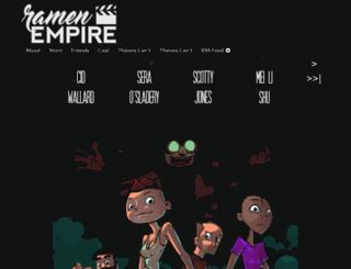 ramen-empire.com screenshot