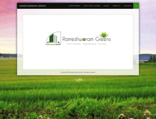 rameshwaramgreen.com screenshot