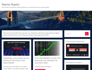 raminrastin.com screenshot