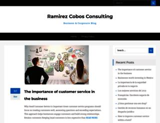 ramirezcobos.com screenshot