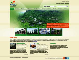 ramky.com screenshot