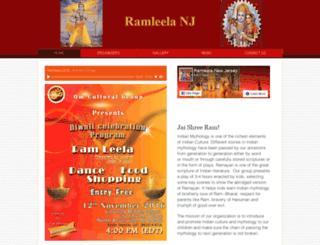 ramleelanj.com screenshot