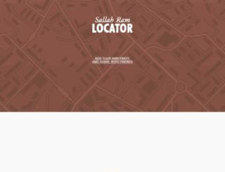 ramlocator.com.ng screenshot