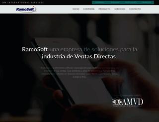 ramosoft.com screenshot