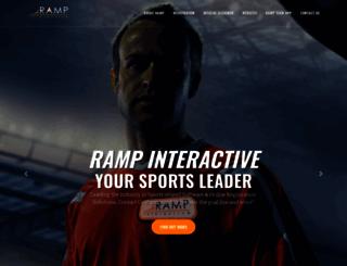 rampinteractive.com screenshot