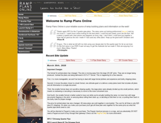 rampplansonline.com screenshot