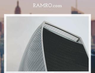 ramro.com screenshot