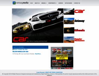 ramsaymedia.co.za screenshot