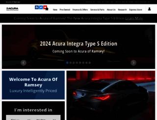 ramseyacura.com screenshot