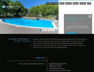 ramspointe.prospectportal.com screenshot