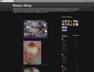 ramyshop.blogspot.com screenshot