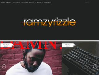 ramzyrizzle.blogspot.com screenshot