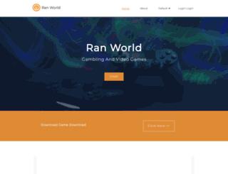 ran-world.com screenshot