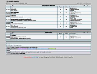 ranaan.forumfree.net screenshot