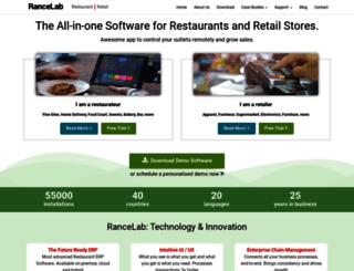 rancelab.com screenshot