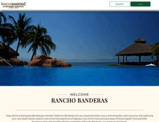 ranchobanderas.com screenshot