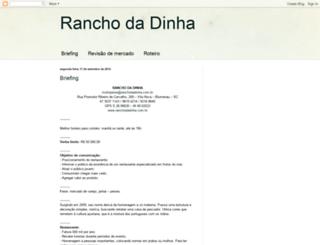 ranchodadinha2.blogspot.com.br screenshot