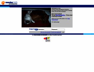 ranchoweb.com screenshot