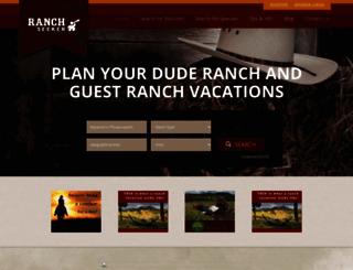 ranchseeker.com screenshot