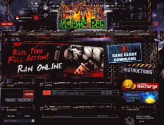 ranclassic.co.id screenshot
