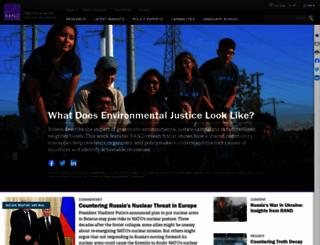 rand.org screenshot