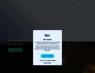 randa.org screenshot