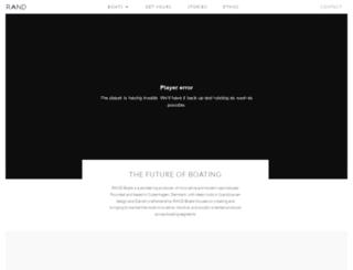 randboats.com screenshot