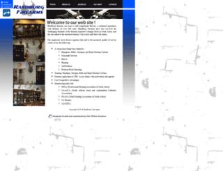 randburgfirearms.com screenshot