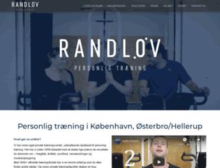 randlovboesen.dk screenshot