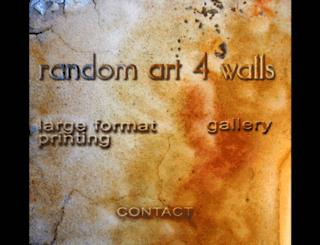 randomart4walls.com screenshot