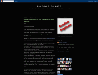 randomdigilante.blogspot.com screenshot