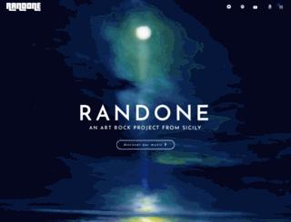 randone.com screenshot