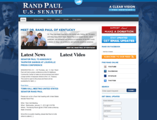 randpaul2010.com screenshot