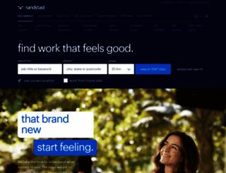 randstad.com.au screenshot