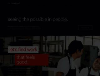 randstad.com screenshot