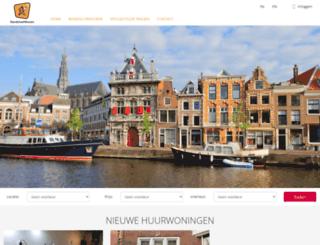 randstadwonen.com screenshot