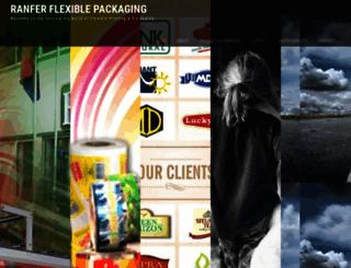 ranferflex.com screenshot