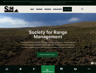 rangelands.org screenshot